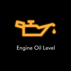 Engine oil warning light Volkswagen