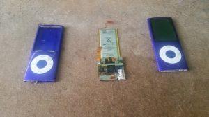Broken iPods