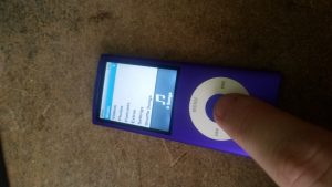 Fixed iPod
